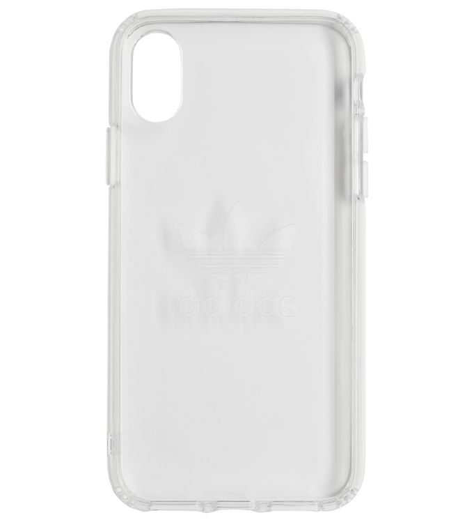 Image of   adidas Originals Cover - Rugged - iPhone XR - Clear