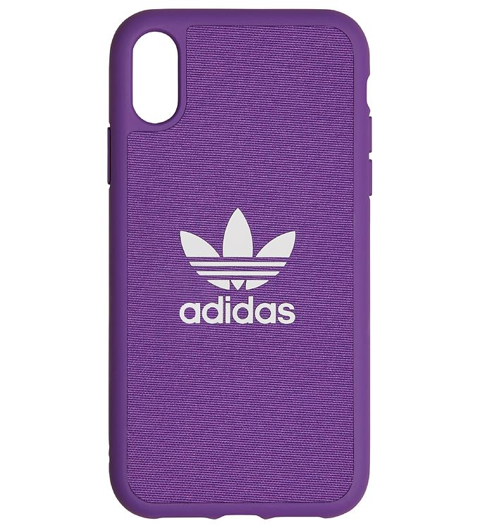 Image of adidas Originals Cover - Trefoil - iPhone XR - Active Purple (MQ014)