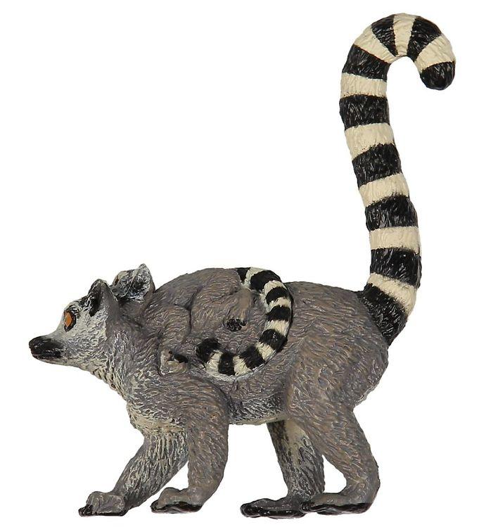 Papo Lemur & Unge