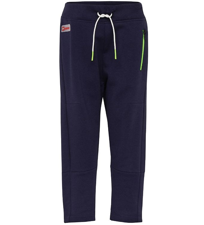 Image of Lego Wear Sweatpants - Pan - Navy (MQ682)