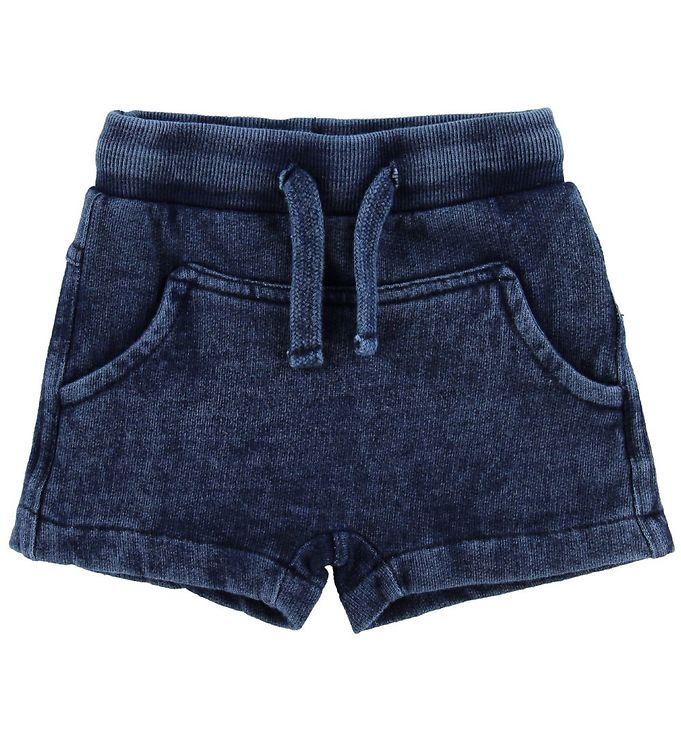 Image of Fixoni Shorts - Indigo Blue (MQ822)