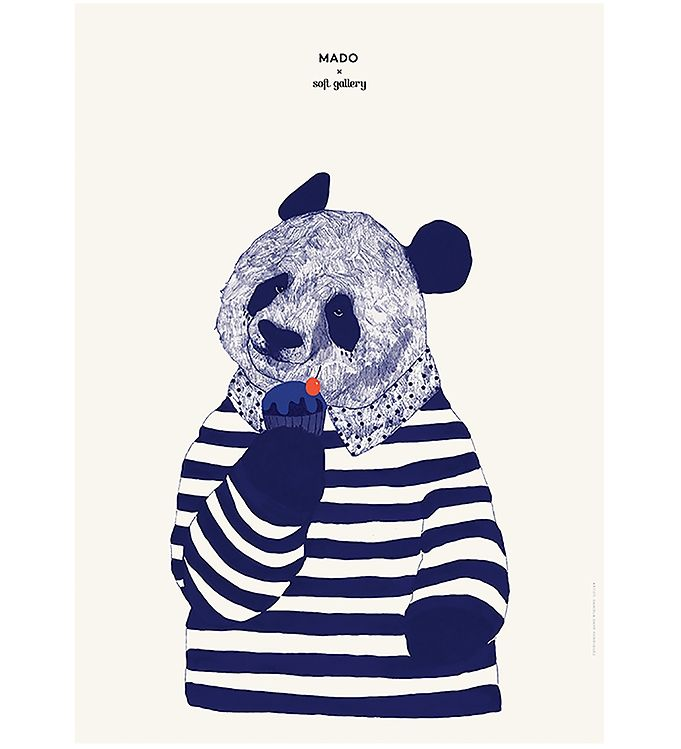 Image of MADO x Soft Gallery Plakat - 50x70 - Coney (MQ909)