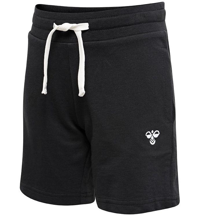 Hummel Shorts - Bassim - Sort - 09 - Hummel,Drengetøj,Hummel AW19,Hummel Shorts - Hummel