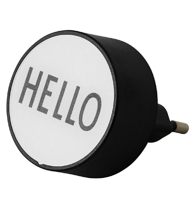 Image of Design Letters Adapter - Hello - Hvid (MR195)
