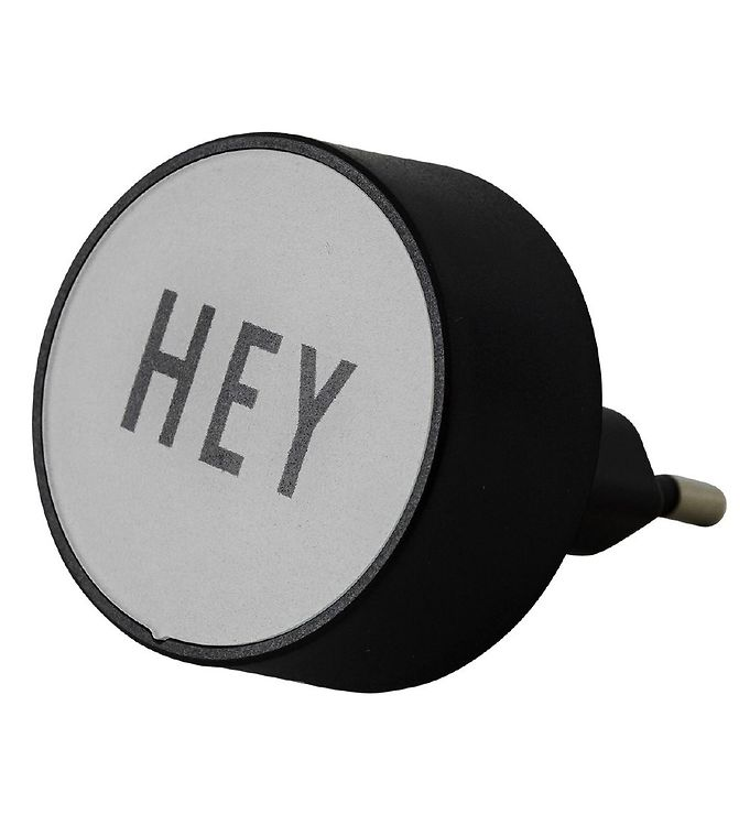 Image of Design Letters Adapter - Hey - Grå (MR196)