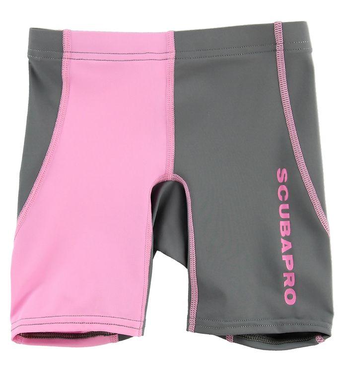 Image of Scubapro Badeshorts - Harmony Rash - UV50 - Grå/Pink (MR491)
