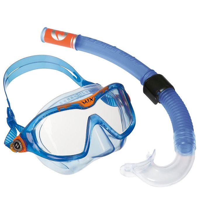 Image of Aqua Lung Snorkelsæt - Mix - Blå (MR952)