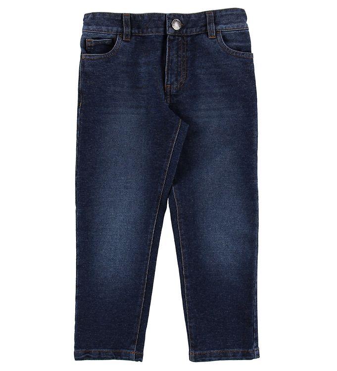 Image of Dolce & Gabbana Jeans - Blå Denim (MS161)