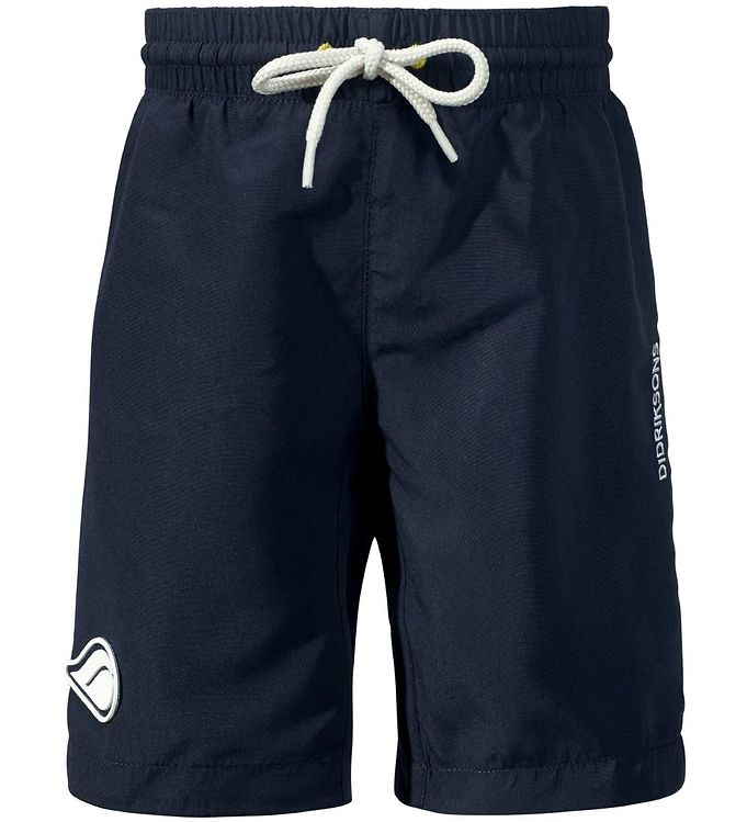 Image of Didriksons Badeshorts - Splash - Navy (MS378)