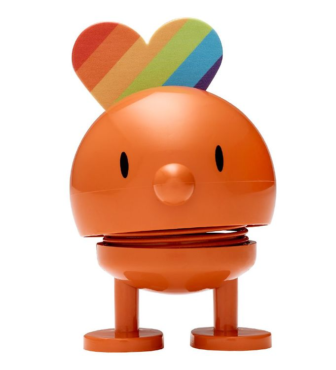 Image of Hoptimist Baby Bumble - Rainbow - Orange (MS661)