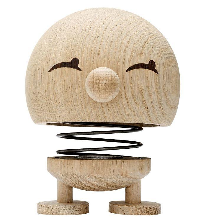 Image of Hoptimist Junior Woody Bimble - 10 cm - Raw Oak (MS666)