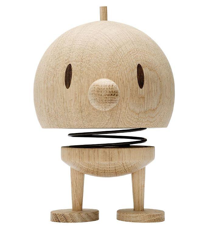 Image of Hoptimist Junior Woody Bumble - 10 cm - Raw Oak (MS668)