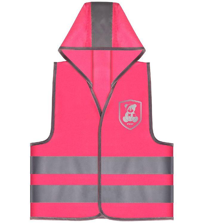 Image of Reer Sikkerhedsvest - Pink (MS832)