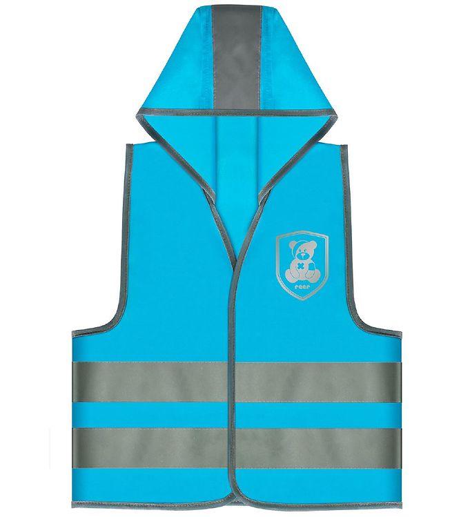 Reer Sikkerhedsvest - Blå