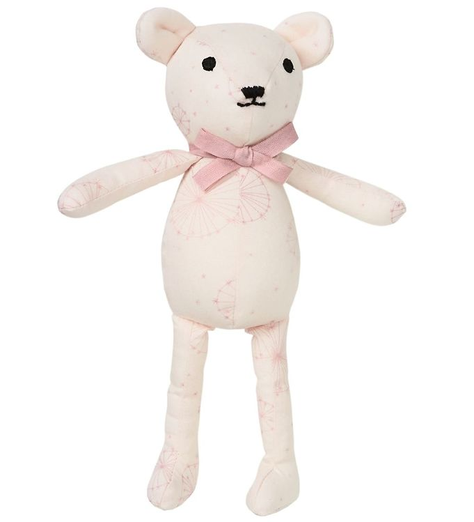 Image of Cam Cam Bamse - Teddy - 27 cm - Dandelion Rose (MS967)