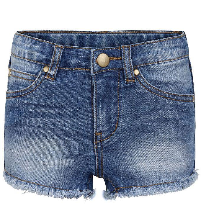 Image of The New Shorts - Agnes - Blå Denim (MT169)