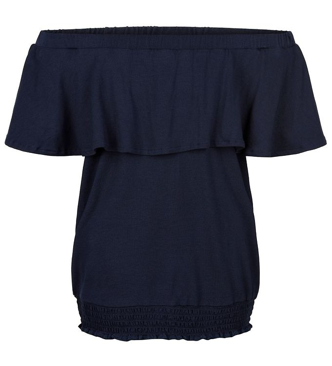 Image of The New Top - Lucia - Navy (MT174)