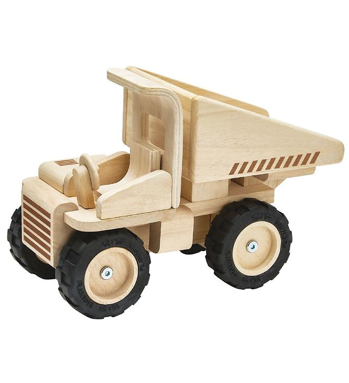 Image of PlanToys Dumper - Natur (MT233)