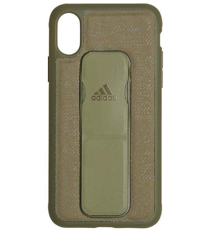 Image of adidas Performance Cover - Grip Case - IPhone X/XS - Khaki (MT263)