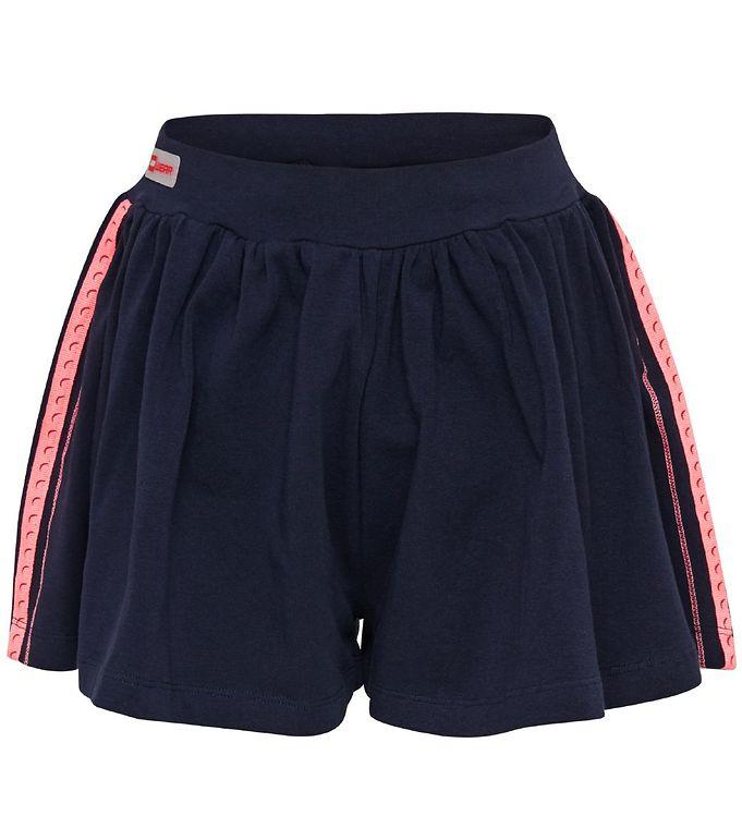 Image of Lego Wear Shorts - Paola - Navy/Koral (MT326)