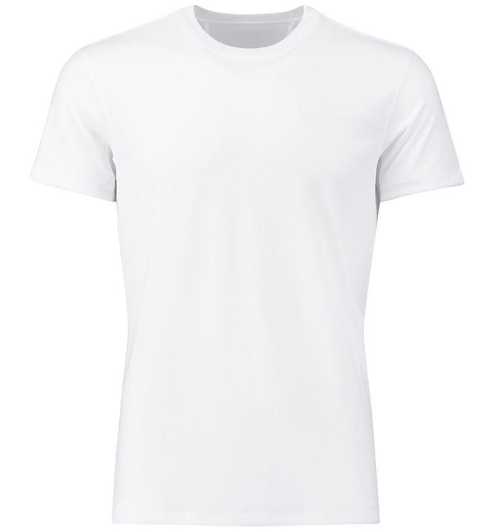 Image of Puma T-shirt - Active Crew - Hvid (MT838)