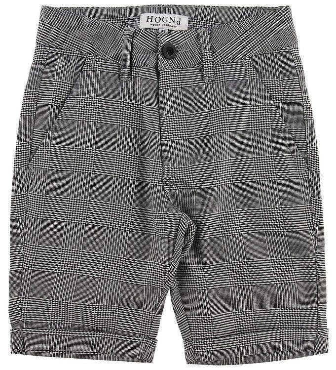 Image of Hound Shorts - Chino - Gråternet (MT994)