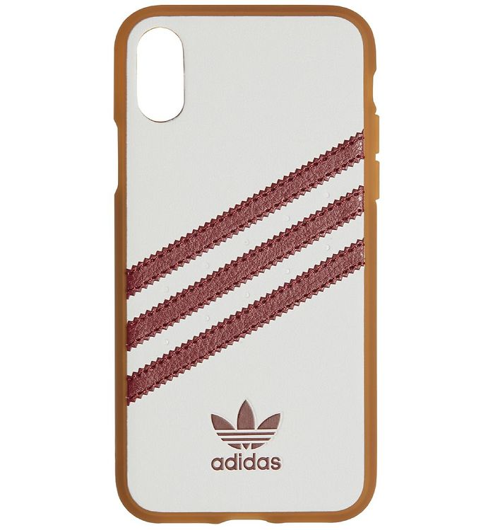 Image of   adidas Originals Cover - 3-Stripes - iPhone X/XS - White