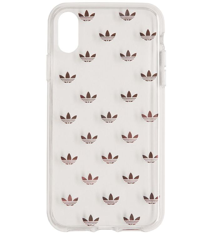 Image of   adidas Originals Cover - Entry - iPhone XR - Rosegold