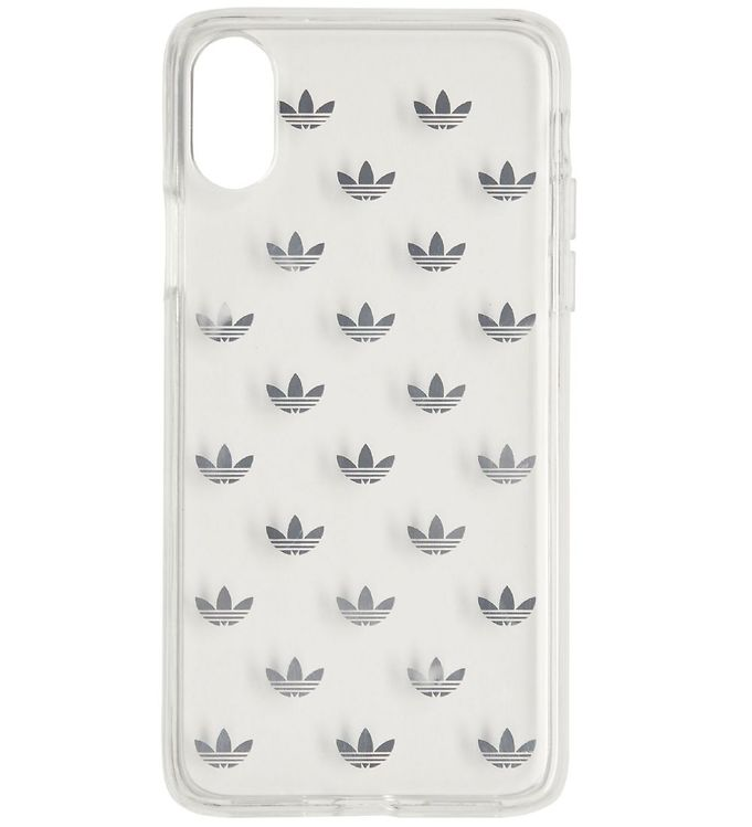 Image of   adidas Originals Cover - Entry - iPhone X/XS - Silver