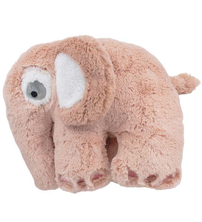 Sebra Bamse - Elefant - 25 cm - Rosa