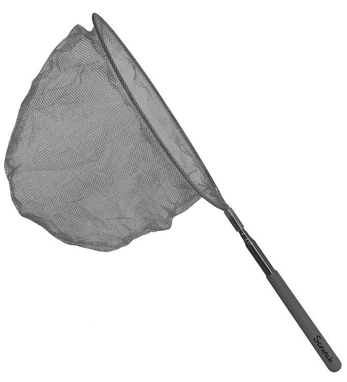 Image of Scrunch Sommerfuglenet - 17-66 cm - Mørkegrå (MU364)