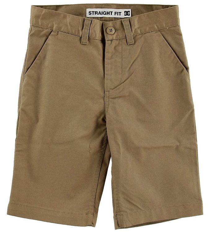 Image of DC Shorts - Worker - Khaki (MU451)