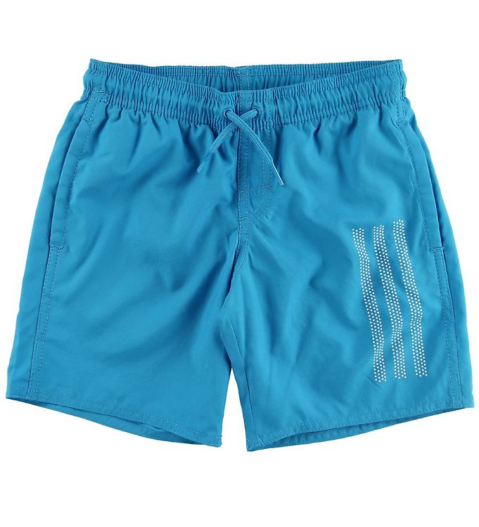 Image of adidas Performance Badeshorts - 3S - Turkis (MU481)