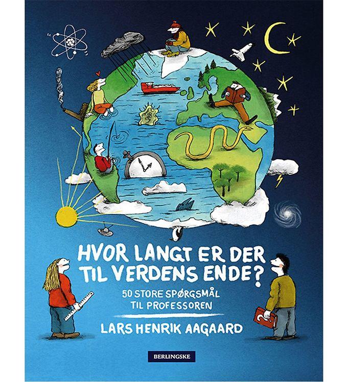 Image of Lars Henrik Aagaards Bog - Hvor Langt Er Der Til Verdens Ende? (MU575)