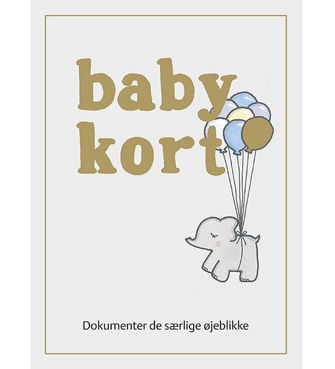 Image of Simone Trorup Eriksens Babykort - Dansk - 40 stk (MU583)