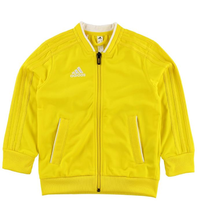 Image of adidas Performance Cardigan - Condivo - Gul (MU589)