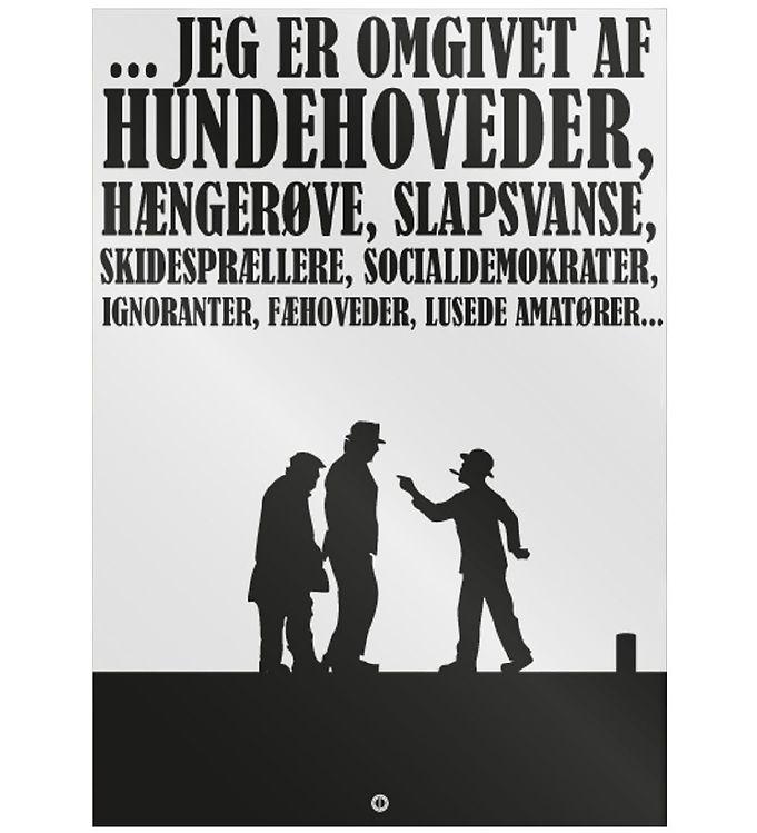 Citatplakat Plakat - B2 - Olsen Banden