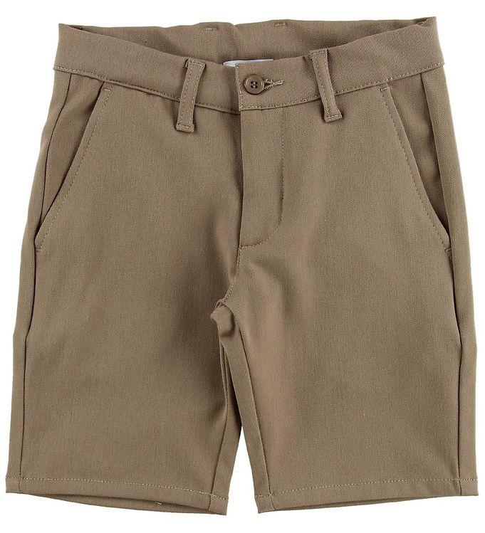 Image of Grunt Shorts - Dude - Khaki (MU714)