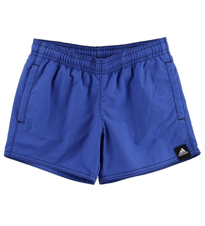 Image of adidas Performance Shorts - Solid - Blå (MU715)