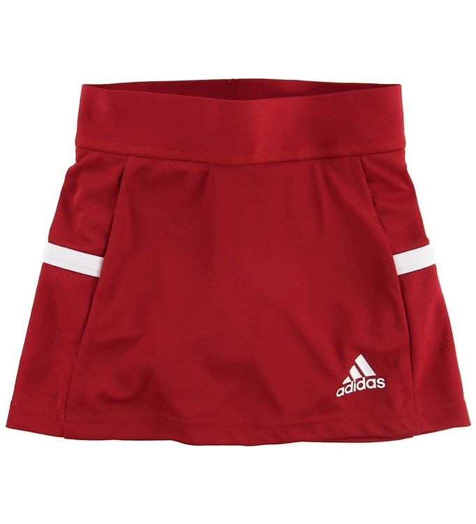 Image of adidas Performance Nederdel - T19 - Power Red (MU775)