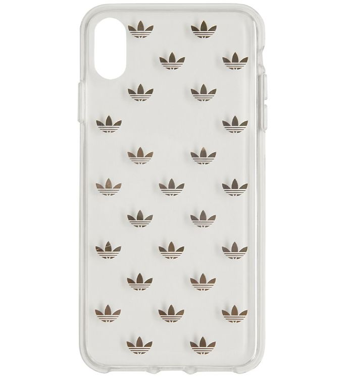 Image of   adidas Originals Cover - Trefoil - iPhone XS Max - Rosegold