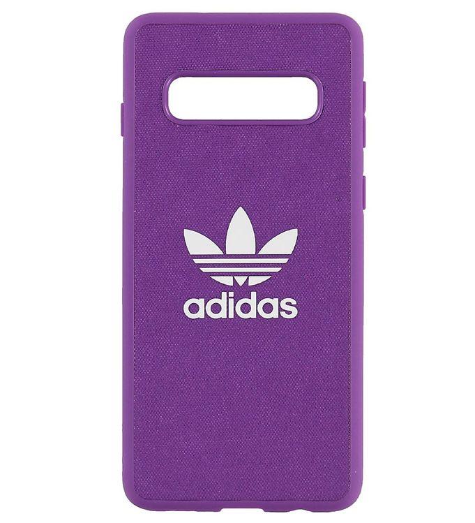 Image of adidas Originals Cover - Trefoil - Galaxy S10 - Active Purple (MV440)