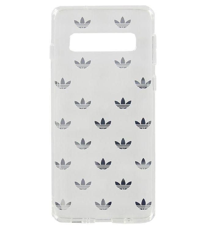 Image of adidas Originals Cover - Trefoil - Galaxy S10 - Silver (MV442)