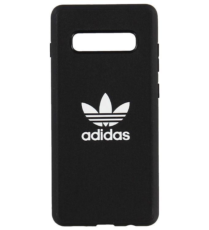 Image of adidas Originals Cover - Trefoil - Galaxy S10+ - Black (MV445)