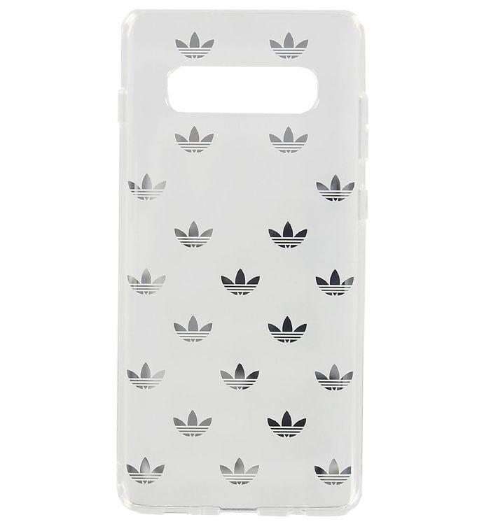 Image of adidas Originals Cover - Trefoil - Galaxy S10+ - Silver (MV446)