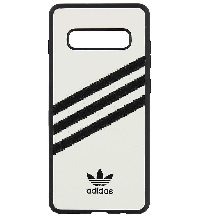 Image of adidas Originals Cover - 3-Stripes - Galaxy S10+ - White