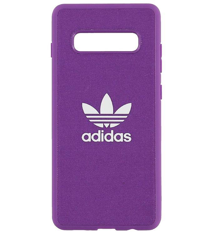Image of adidas Originals Cover - Trefoil - Galaxy S10+ - Active Purple (MV449)