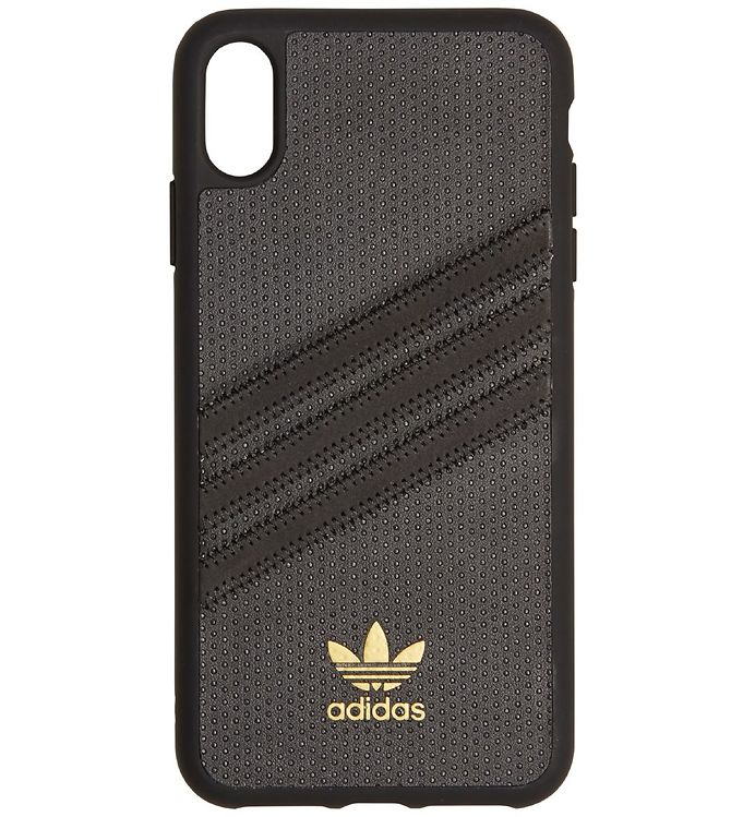Image of adidas Originals Cover - 3-Stripes - iPhone XS Max - Black