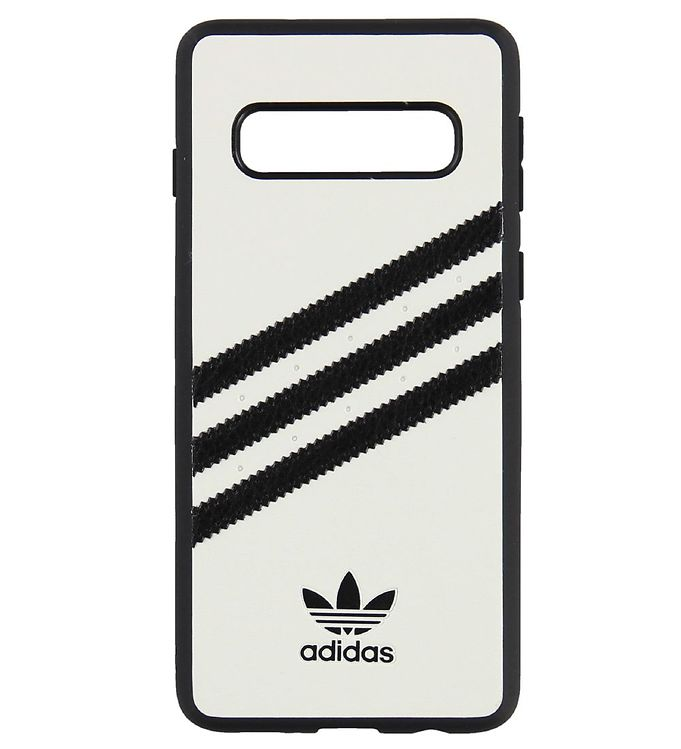 Image of adidas Originals Cover - 3-Stripes - Galaxy S10 - White