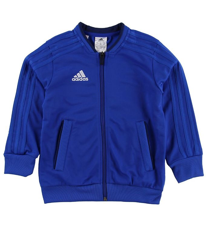 Image of adidas Performance Cardigan - Con18 - Blå (MV470)
